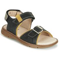 Παπούτσια Αγόρι Σανδάλια / Πέδιλα Catimini SUREAU Black