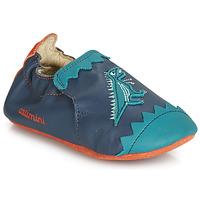 Παπούτσια Αγόρι Παντόφλες Catimini CADANO Marine / Orange