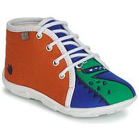 Παπούτσια Αγόρι Παντόφλες GBB MARCCO Orange / Μπλέ