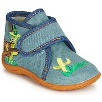 Παπούτσια Αγόρι Παντόφλες GBB PLAZZO Μπλέ