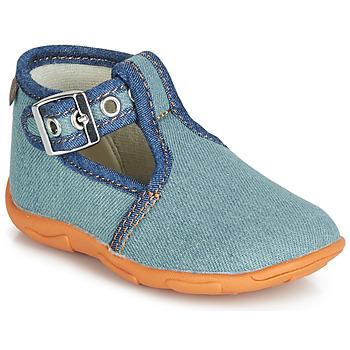 Παπούτσια Αγόρι Παντόφλες GBB SAPPO Μπλέ / Jean