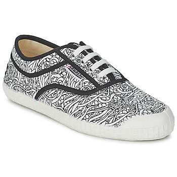 Παπούτσια Χαμηλά Sneakers Kawasaki FANTASY STEPS Imprimé / άσπρο