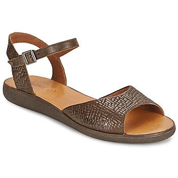 Παπούτσια Γυναίκα Σανδάλια / Πέδιλα Kickers HYPSY Brown