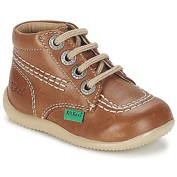 Παπούτσια Παιδί Μπότες Kickers BILLY CAMEL