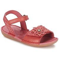 Παπούτσια Κορίτσι Σανδάλια / Πέδιλα Kickers EVANA ροζ / CORAIL