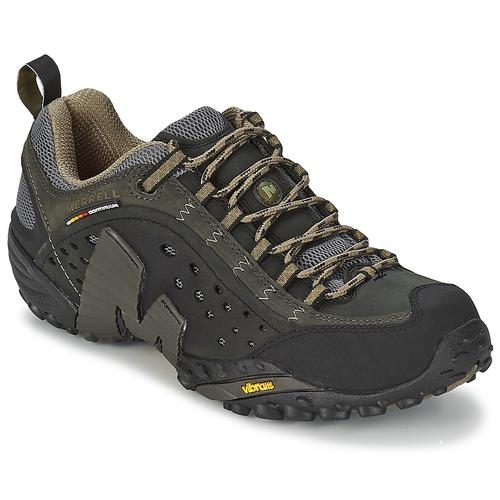 Παπούτσια Άνδρας Χαμηλά Sneakers Merrell INTERCEPT Black
