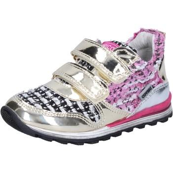 Παπούτσια Κορίτσι Χαμηλά Sneakers Enrico Coveri BX821 Χρυσός