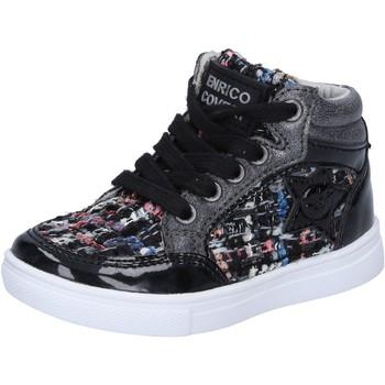 Παπούτσια Κορίτσι Ψηλά Sneakers Enrico Coveri BX822 Μαύρος