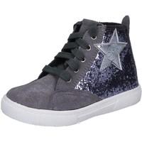 Παπούτσια Κορίτσι Ψηλά Sneakers Enrico Coveri BX839 Γκρί