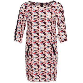 Υφασμάτινα Γυναίκα Κοντά Φορέματα Tom Tailor BERTA Multicolore