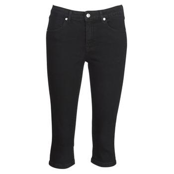 Υφασμάτινα Γυναίκα Κοντά παντελόνια Yurban JATARA Black