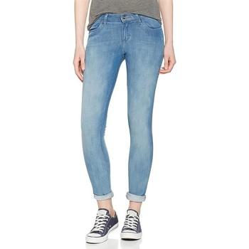 Υφασμάτινα Άνδρας Skinny jeans Wrangler Super Skinny W29JPV86B blue
