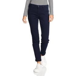 Υφασμάτινα Γυναίκα Skinny Τζιν  Lee ® Chino Herringbone 310YKMF blue
