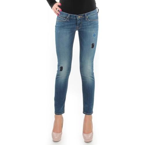 Υφασμάτινα Γυναίκα Skinny jeans Lee Lynn Skinny L357DNXA blue