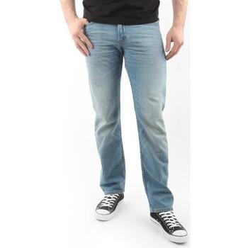 Υφασμάτινα Άνδρας Τζιν σε ίσια γραμμή Lee Blake L730DEAX blue