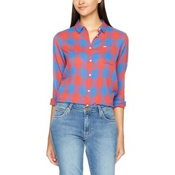 Υφασμάτινα Γυναίκα Πουκάμισα Lee Ultimate Shirt L47ISISG Multicolor