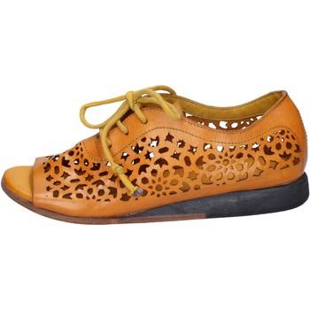 Παπούτσια Γυναίκα Σανδάλια / Πέδιλα Moma Σανδάλια BX962 Κίτρινος