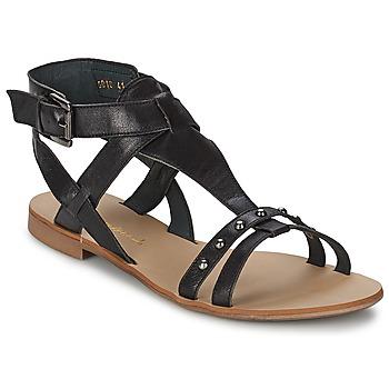 Παπούτσια Γυναίκα Σανδάλια / Πέδιλα Casual Attitude JOSPRO Black