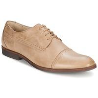 Παπούτσια Άνδρας Derby Carlington PURP Beige