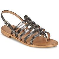 Παπούτσια Γυναίκα Σανδάλια / Πέδιλα Les Tropéziennes par M Belarbi HERCRIS Argenté