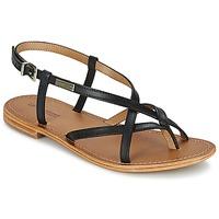 Παπούτσια Γυναίκα Σανδάλια / Πέδιλα Les Tropéziennes par M Belarbi HIBOUX Black