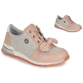 Παπούτσια Κορίτσι Χαμηλά Sneakers Catimini BANJO Ροζ