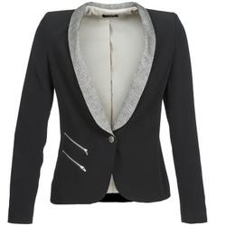 Υφασμάτινα Γυναίκα Σακάκι / Blazers One Step VIOLON Black