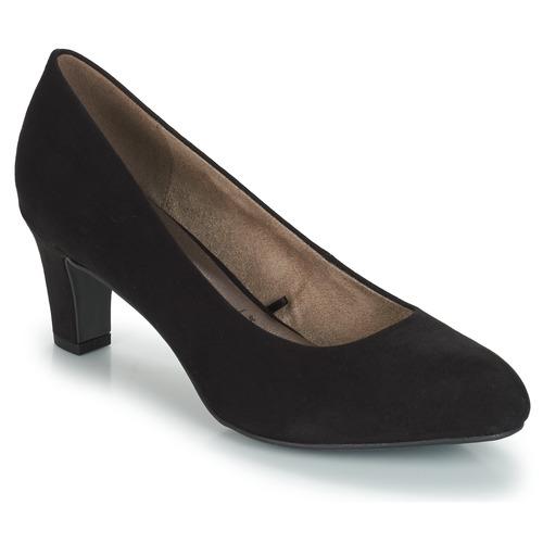 Παπούτσια Γυναίκα Γόβες Tamaris LETICIA Black