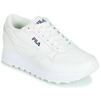 Παπούτσια Γυναίκα Χαμηλά Sneakers Fila ORBIT ZEPPA L WMN Άσπρο