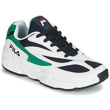 Παπούτσια Άνδρας Χαμηλά Sneakers Fila VENOM LOW Άσπρο / Green