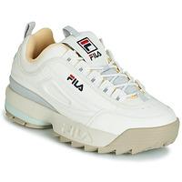 Παπούτσια Γυναίκα Χαμηλά Sneakers Fila DISRUPTOR CB LOW WMN Άσπρο / Grey