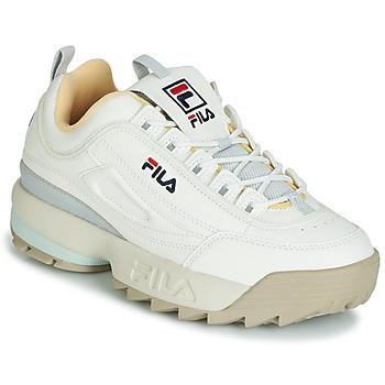 9acb2735a44 Παπούτσια Γυναίκα Χαμηλά Sneakers Fila DISRUPTOR CB LOW WMN Άσπρο / Grey