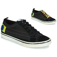 Παπούτσια Άνδρας Χαμηλά Sneakers Diesel D-VELOWS LOW PATCH Black