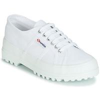 Παπούτσια Γυναίκα Χαμηλά Sneakers Superga 2555 COTU Άσπρο