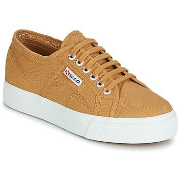 Παπούτσια Γυναίκα Χαμηλά Sneakers Superga 2730 COTU Beige