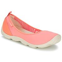 Παπούτσια Γυναίκα Μπαλαρίνες Crocs DUET BUSY DAY FLAT Orange