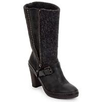 Παπούτσια Γυναίκα Μπότες για την πόλη Buttero MERENS Black / Grey