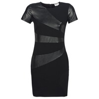 Υφασμάτινα Γυναίκα Κοντά Φορέματα Moony Mood JOULOU Black