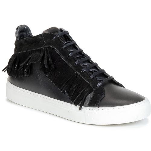Παπούτσια Γυναίκα Ψηλά Sneakers Paul & Joe PAULA Black