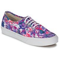 Παπούτσια Γυναίκα Χαμηλά Sneakers Vans AUTHENTIC SLIM Violet