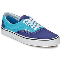 Παπούτσια Γυναίκα Χαμηλά Sneakers Vans ERA μπλέ