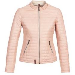 Υφασμάτινα Γυναίκα Δερμάτινο μπουφάν Oakwood 61435 ροζ