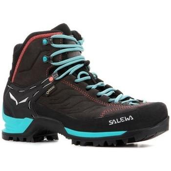 Παπούτσια Γυναίκα Πεζοπορίας Salewa WS MTN Trainer MID GTX 63459 0674 grey
