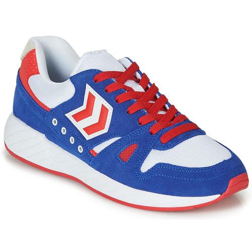 Παπούτσια Χαμηλά Sneakers Hummel LEGEND MARATHONA Μπλέ / Red / Άσπρο