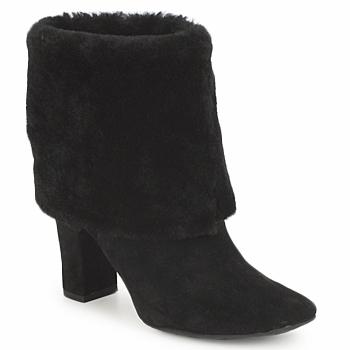 Παπούτσια Γυναίκα Μποτίνια Rockport HELENA CUFFED BOOTIE Black