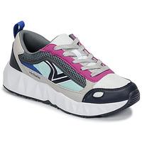 Παπούτσια Γυναίκα Χαμηλά Sneakers Victoria ARISTA MULTICOLOR Άσπρο / Ροζ