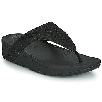 Παπούτσια Γυναίκα Σαγιονάρες FitFlop LOTTIE GLITZY Black