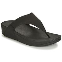 Παπούτσια Γυναίκα Σαγιονάρες FitFlop LULU SHIMMERLUX Black