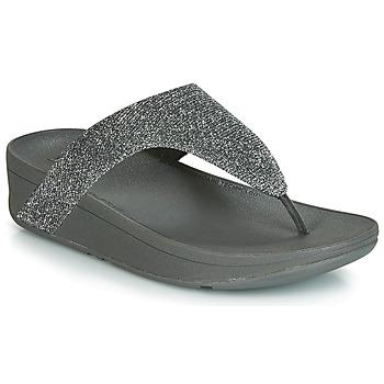 Παπούτσια Γυναίκα Σαγιονάρες FitFlop LOTTIE GLITZY Silver