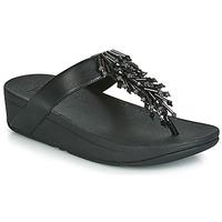 Παπούτσια Γυναίκα Σαγιονάρες FitFlop JIVE TREASURE Black